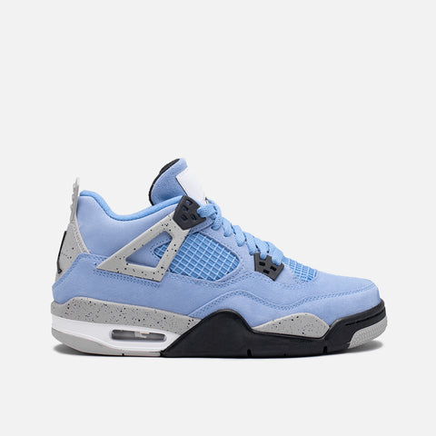 "AIR JORDAN 4 RETRO (GS) ""UNIVERSITY BLUE"""