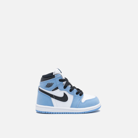 "AIR JORDAN 1 RETRO HIGH OG (TD) ""UNIVERSITY BLUE"""