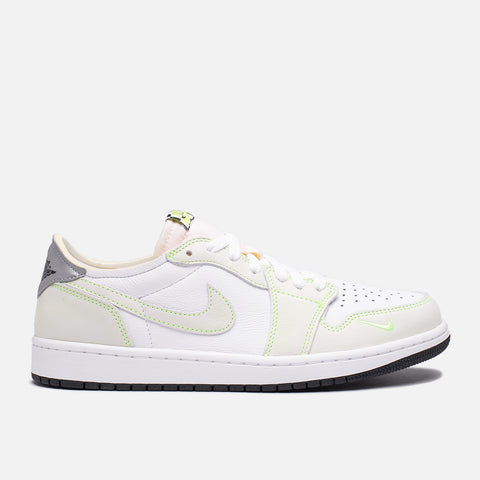 "AIR JORDAN 1 RETRO LOW OG ""GHOST GREEN"""