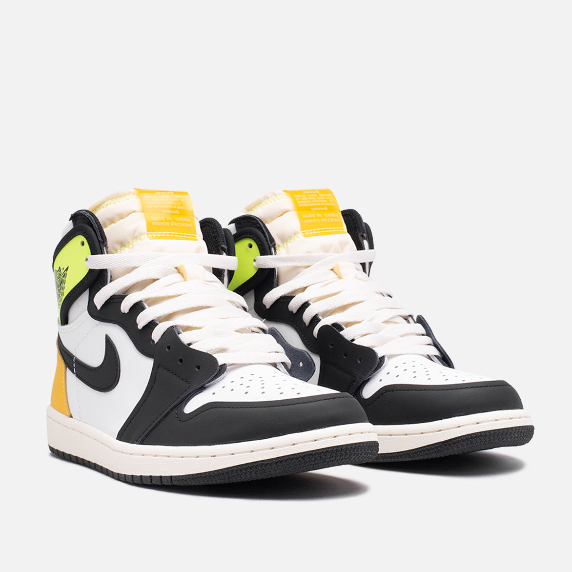 "AIR JORDAN 1 RETRO HIGH OG ""VOLT GOLD"""