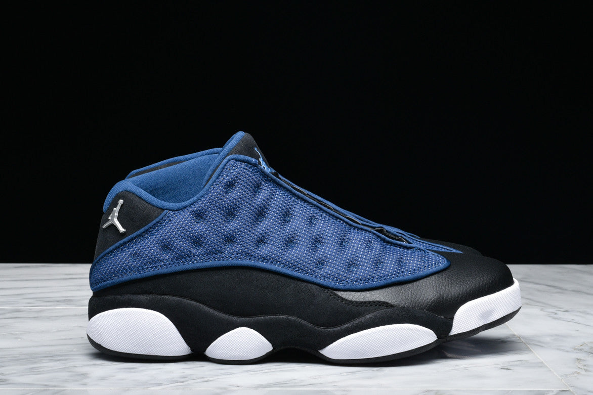 "AIR JORDAN 13 RETRO LOW ""BRAVE BLUE"""