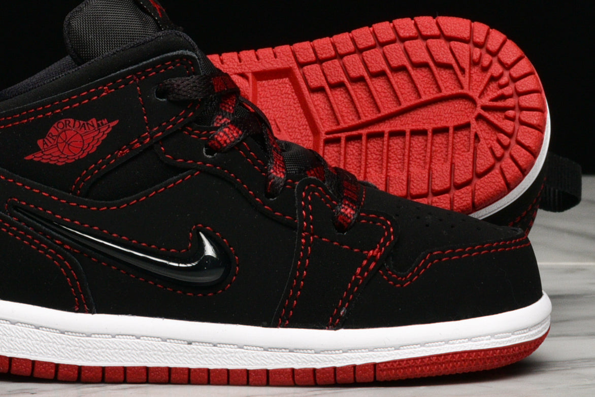 "AIR JORDAN 1 MID FEARLESS (TD) ""COME FLY WITH ME"""
