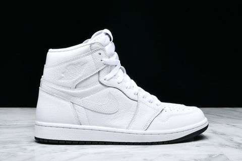 "AIR JORDAN 1 RETRO HIGH OG ""WHITE PERFORATED"""