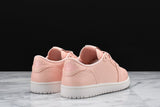 "AIR JORDAN 1 RETRO LOW ""NO SWOOSH"" - ARCTIC ORANGE"