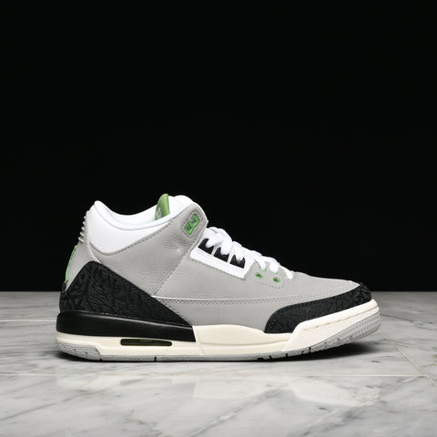 "AIR JORDAN 3 RETRO (GS) ""CHLOROPHYLL"""