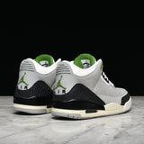 "AIR JORDAN 3 RETRO ""CHLOROPHYLL"""