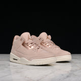 "WMNS AIR JORDAN 3 RETRO ""PARTICLE BEIGE"""