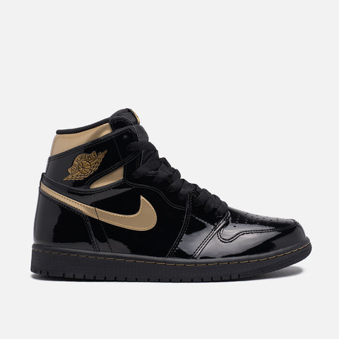 "AIR JORDAN 1 RETRO HIGH OG ""BLACK & GOLD"""