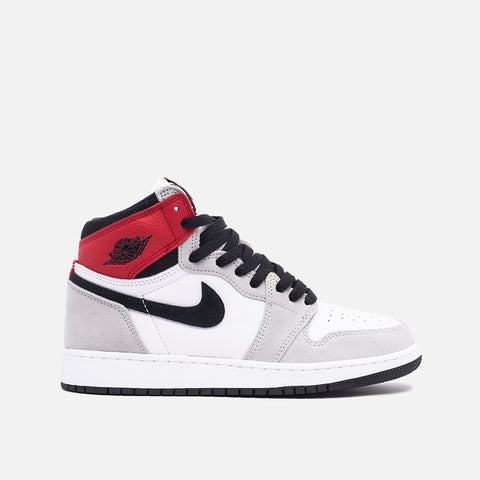 "AIR JORDAN 1 RETRO HIGH OG (GS) ""SMOKE GREY"""