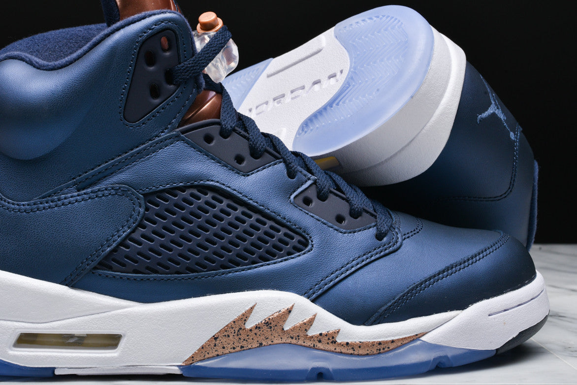 "AIR JORDAN 5 RETRO ""BRONZE"""