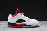 "AIR JORDAN 5 LOW ""FIRE RED"""