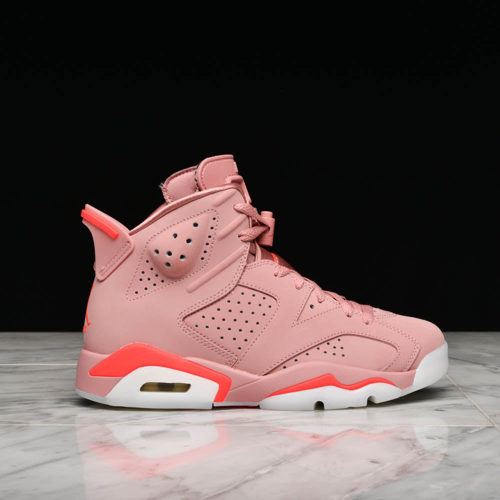 quality design b6e80 f0510 ALEALI MAY X AIR JORDAN 6 RETRO NRG (WMNS)
