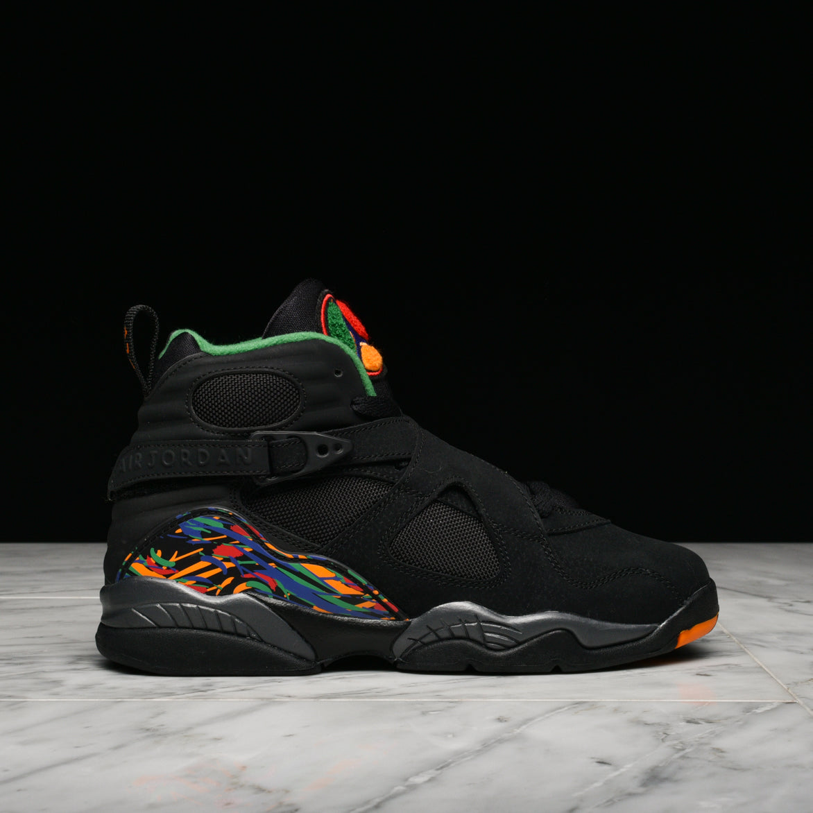 quality design 1117c 0c4ef sale air jordan 8 black 160b5 2c4f6