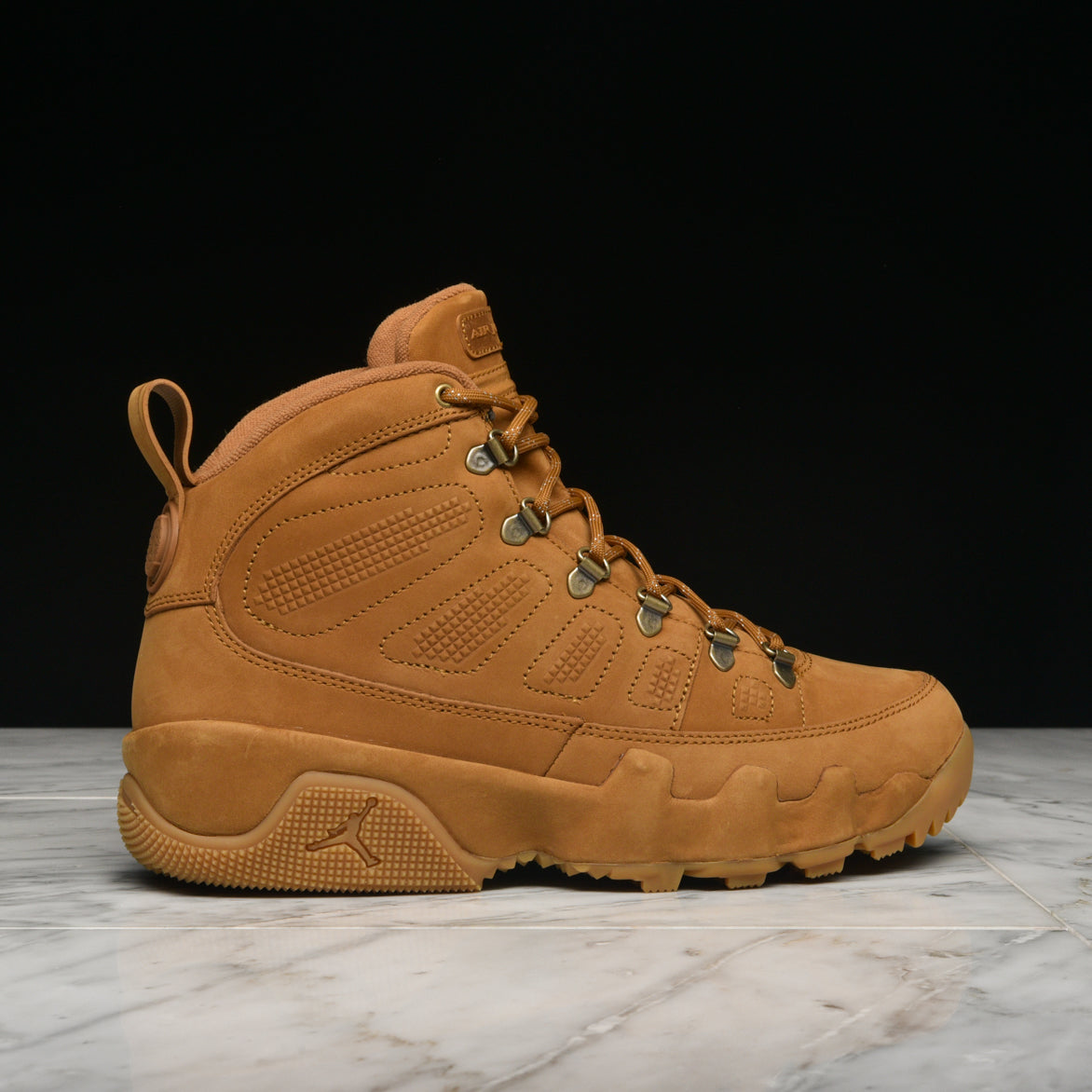 timeless design 51c6b 46d06 ... sweden air jordan 9 retro boot nrg wheat 38156 29cfe