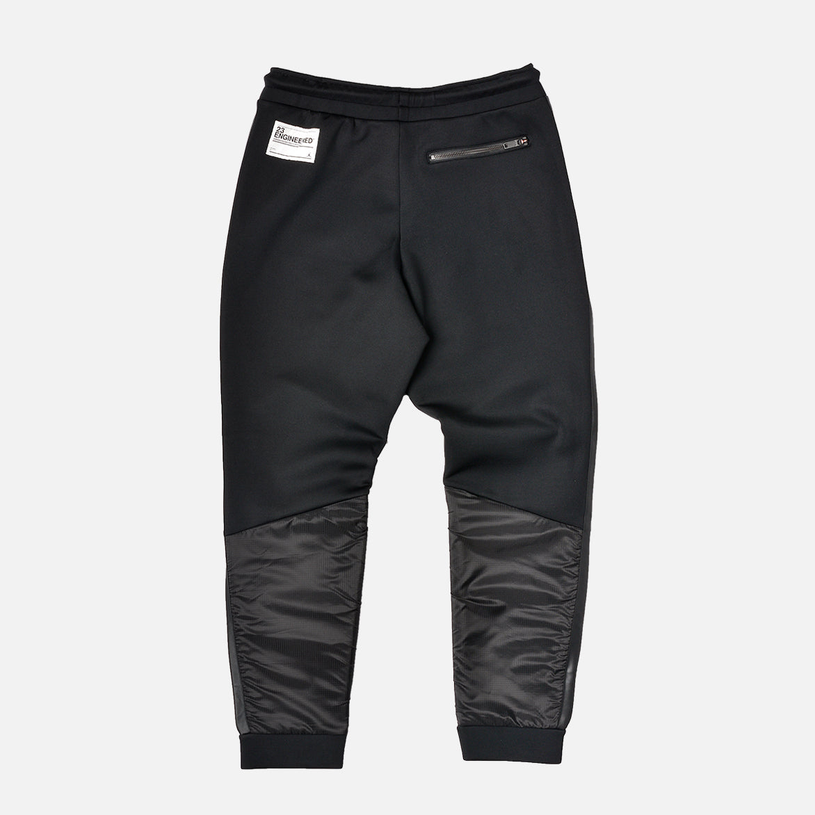 23 ENGINEERED TROUSERS - BLACK / WHITE