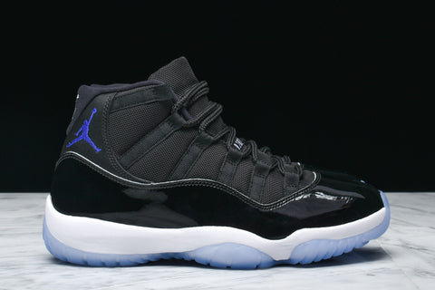 "AIR JORDAN 11 RETRO ""SPACE JAM"" - GRADE SCHOOL"