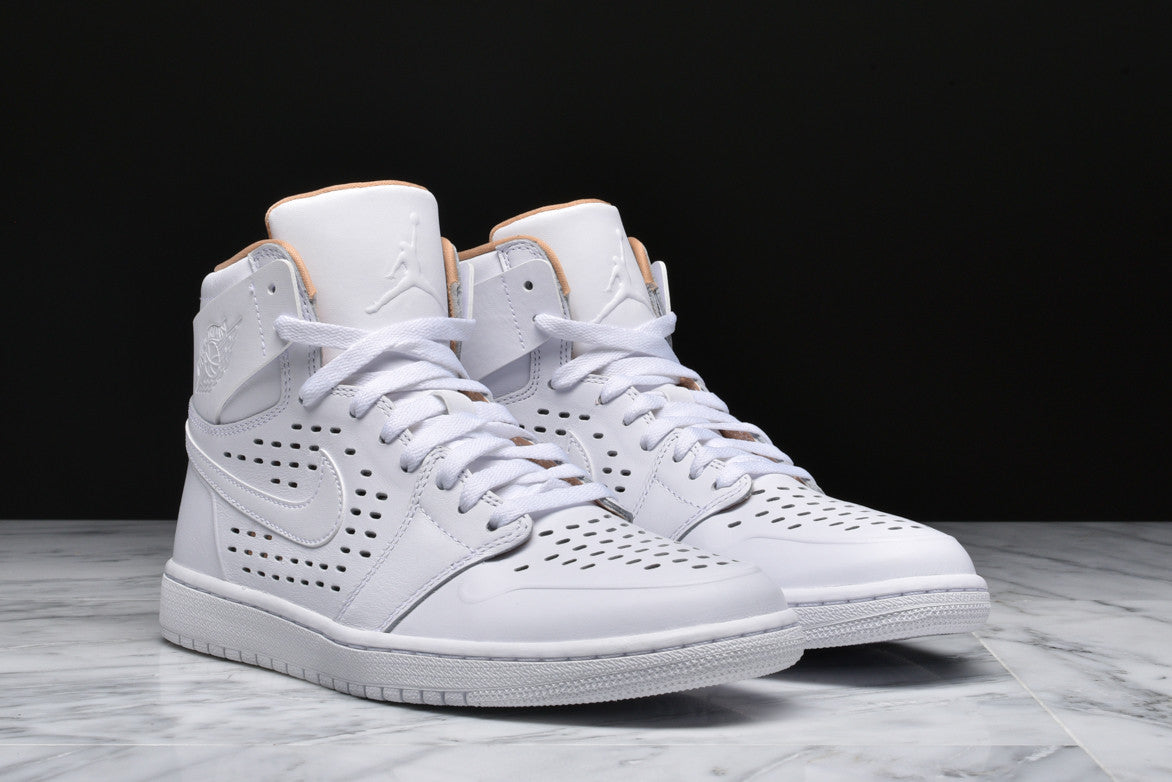 "AIR JORDAN 1 RETRO HIGH ""VACHETTA"" - WHITE"