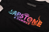 LAPSTONE KIDS UNITE TEE (TODDLER) - BLACK