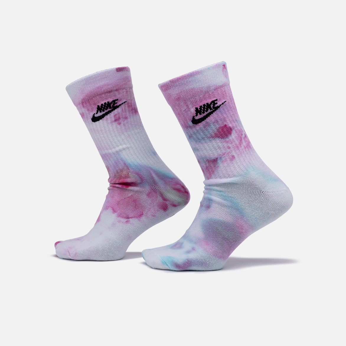 KIDS HELPING KIDS LIGHT WASH SOCK - NIKE SWOOSH