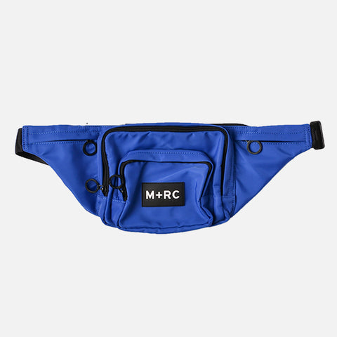 ESSENTIAL BELT BAG - BLUE