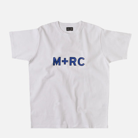 OUTLINE LOGO TEE - WHITE