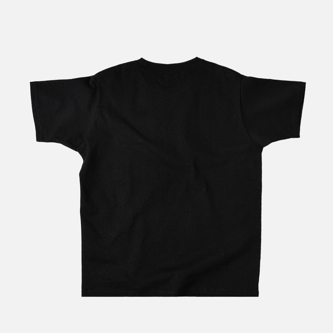 OUTLINE LOGO TEE - BLACK