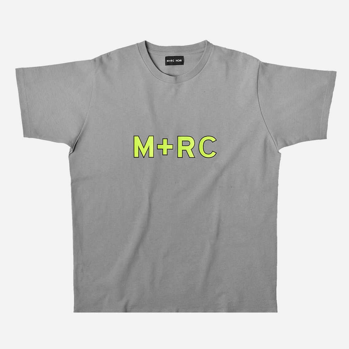 OUTLINE LOGO TEE - GREY