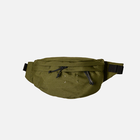 STEREOTYPE XL CROSSBODY BAG - ARMY GREEN