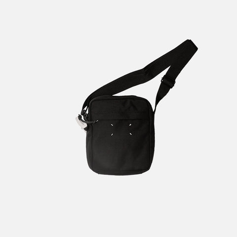 STEREOTYPE SHOULDER BAG - BLACK