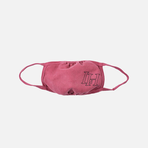 STANDARD ISSUE COTTON MASK - FUCHSIA