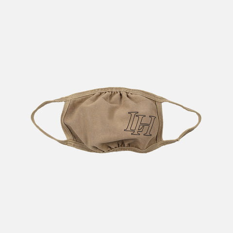 STANDARD ISSUE COTTON MASK - KHAKI