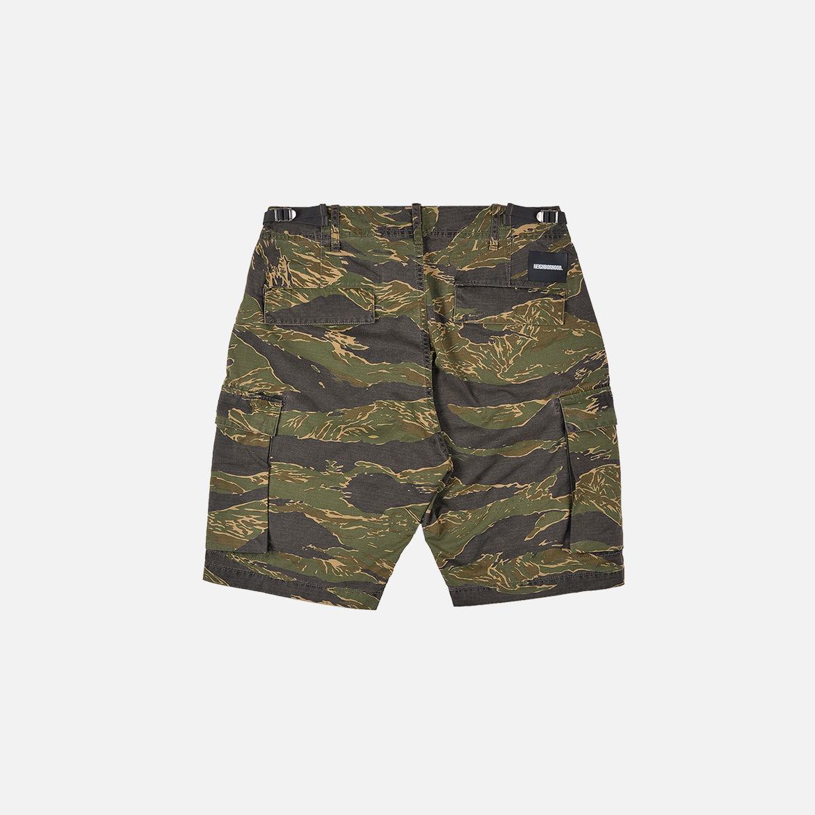 SHORT PANTS / WOVEN - Tiger Stripe
