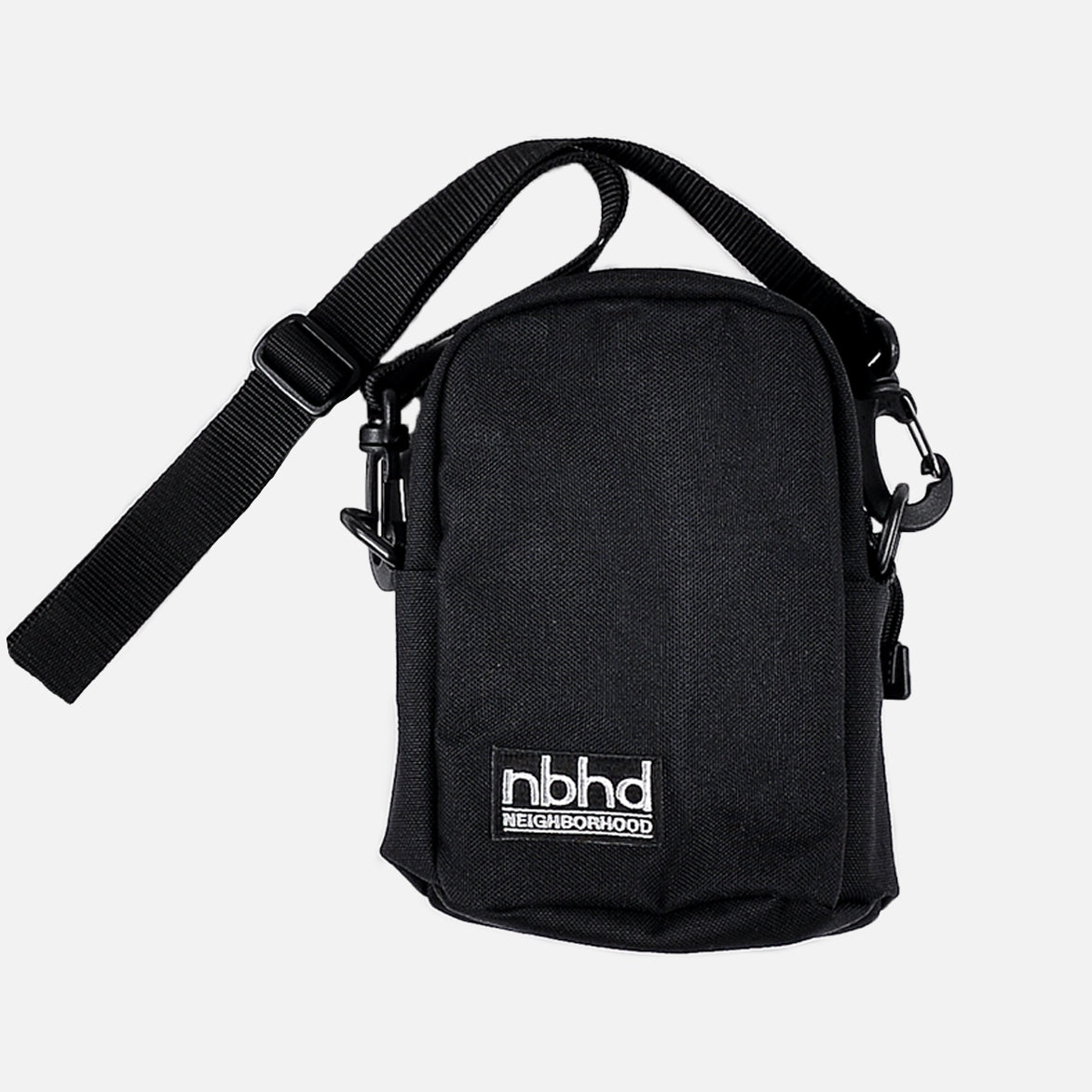 SHOULDER / N-LUGGAGE - BLACK