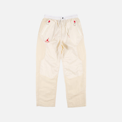 "OFF WHITE X AIR JORDAN PANT ""SAIL"""