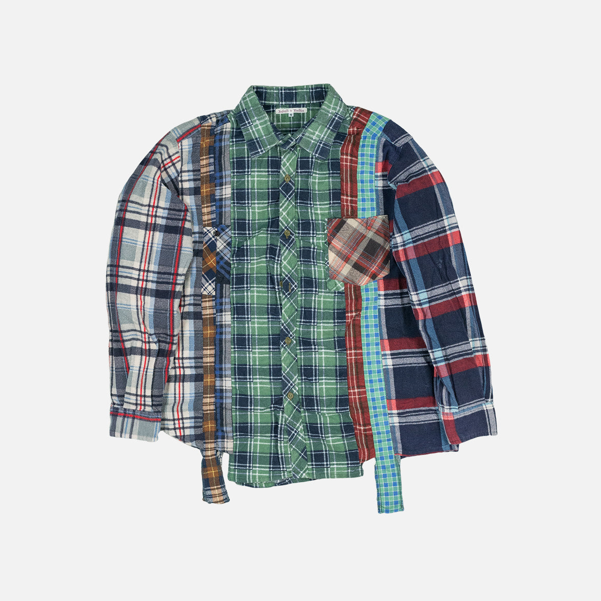 7 CUTS FLANNEL SHIRT - ASSORTED