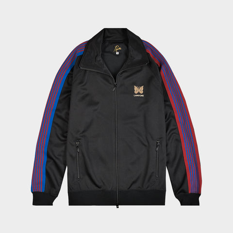 LAPSTONE X NEEDLES 76ERS TRACK JACKET - BLACK