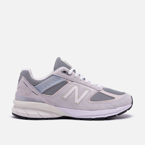 990V5 MADE IN USA - NIMBUS CLOUD / SILVER