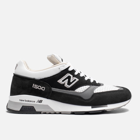 1500 MADE IN ENGLAND - BLACK / WHITE