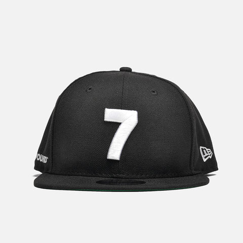 COMPOUND X NEW ERA 9FIFTY SNAPBACK - BLACK