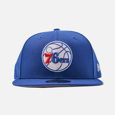 76ERS 9FIFTY BASIC SNAPBACK - ROYAL
