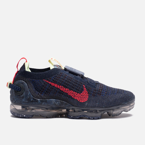 AIR VAPORMAX 2020 FK - OBSIDIAN / SIREN RED / BARELY VOLT