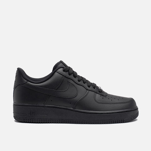 WMNS AIR FORCE 1 `07 - BLACK / BLACK