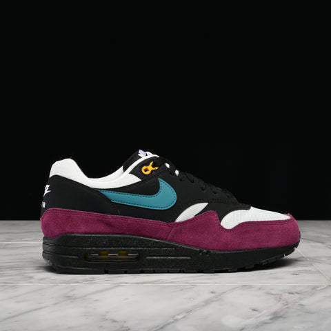 WMNS AIR MAX 1 - BLACK / GEODE TEAL