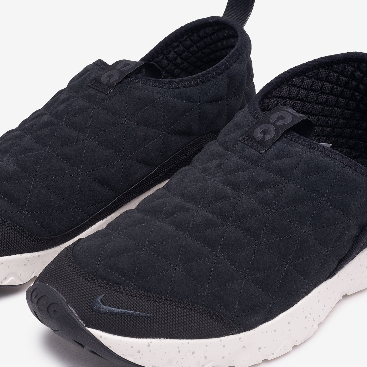 ACG MOC 3.0 LEATHER - BLACK / ANTHRACITE