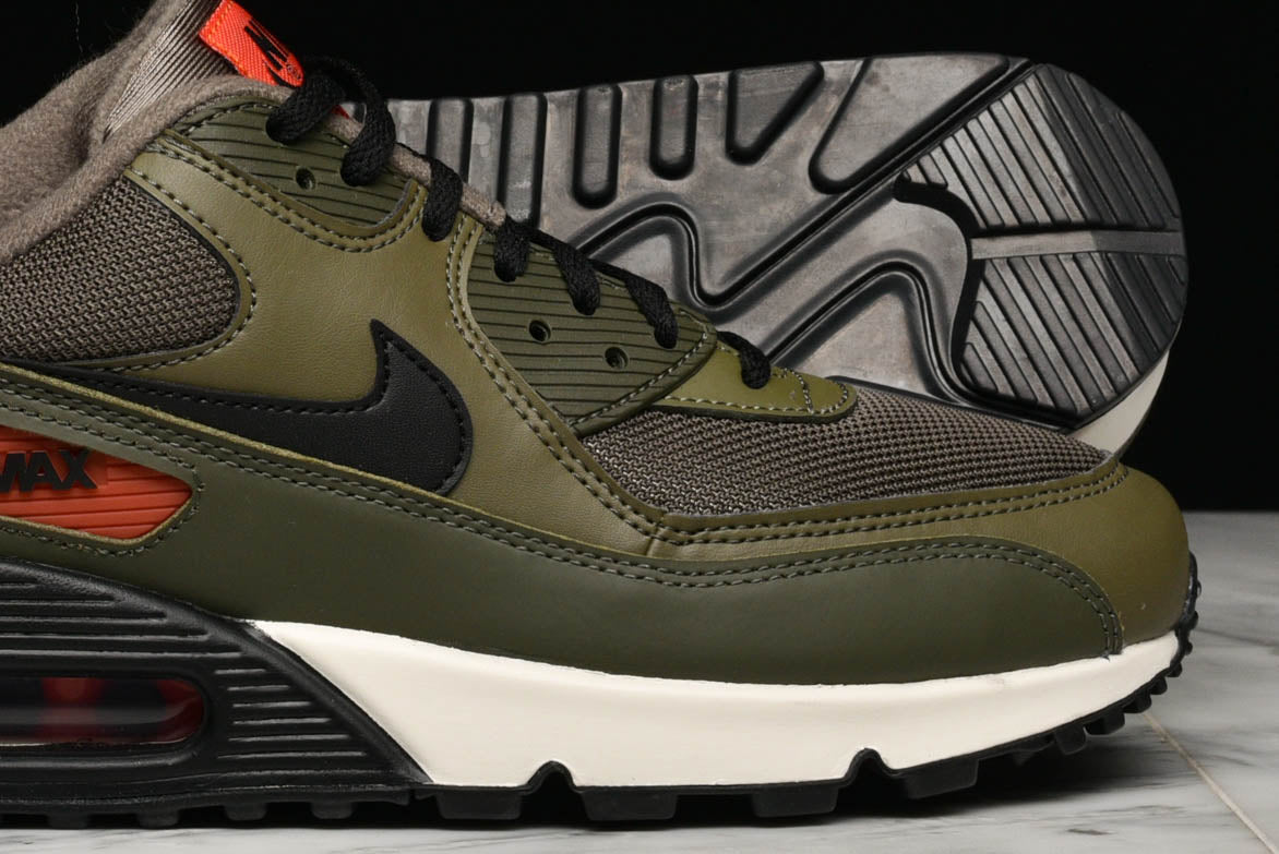 AIR MAX 90 ESSENTIAL MEDIUM OLIVE BLACK