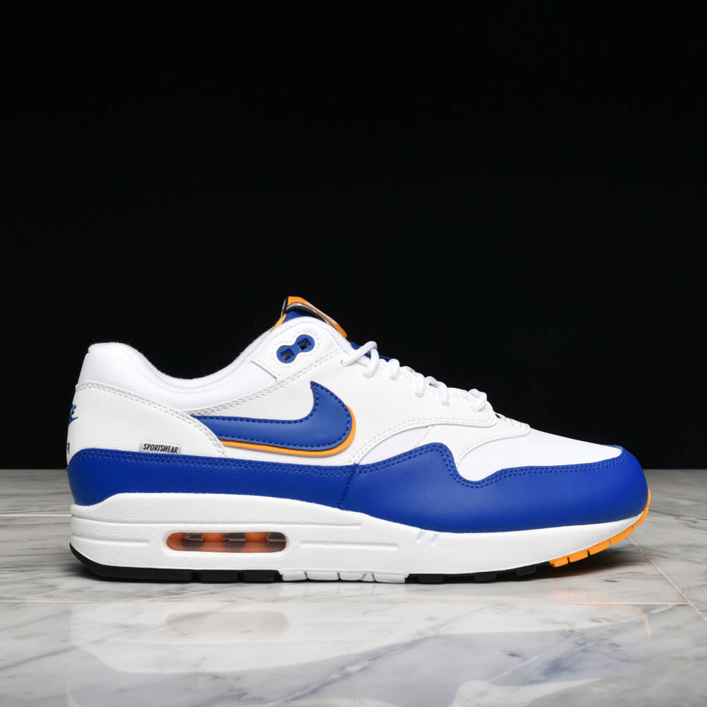 super quality wholesale sales in stock AIR MAX 1 SE - WHITE / GAME ROYAL