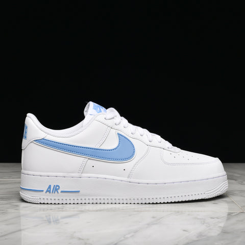 AIR FORCE 1 '07 3 - WHITE / UNIVERSITY BLUE