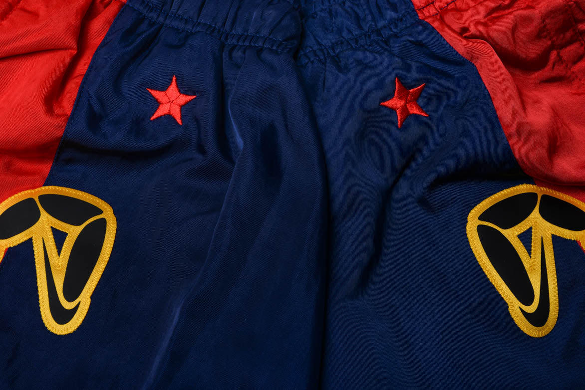 NSW TIEMPO SHORTS - BLUE VOID / UNIVERSITY RED