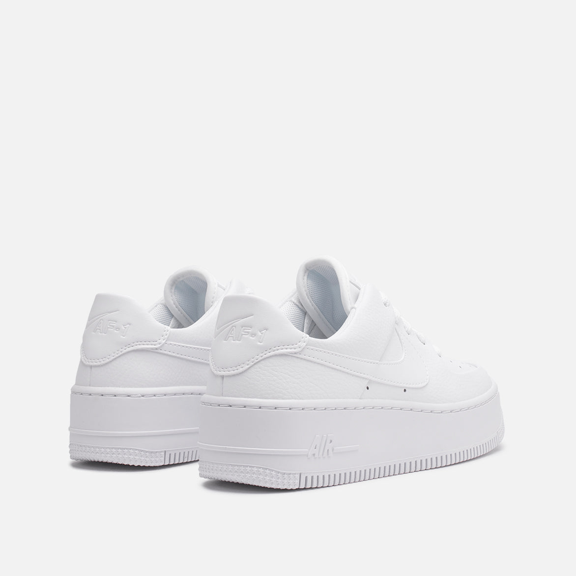 WMNS AIR FORCE 1 SAGE LOW - WHITE