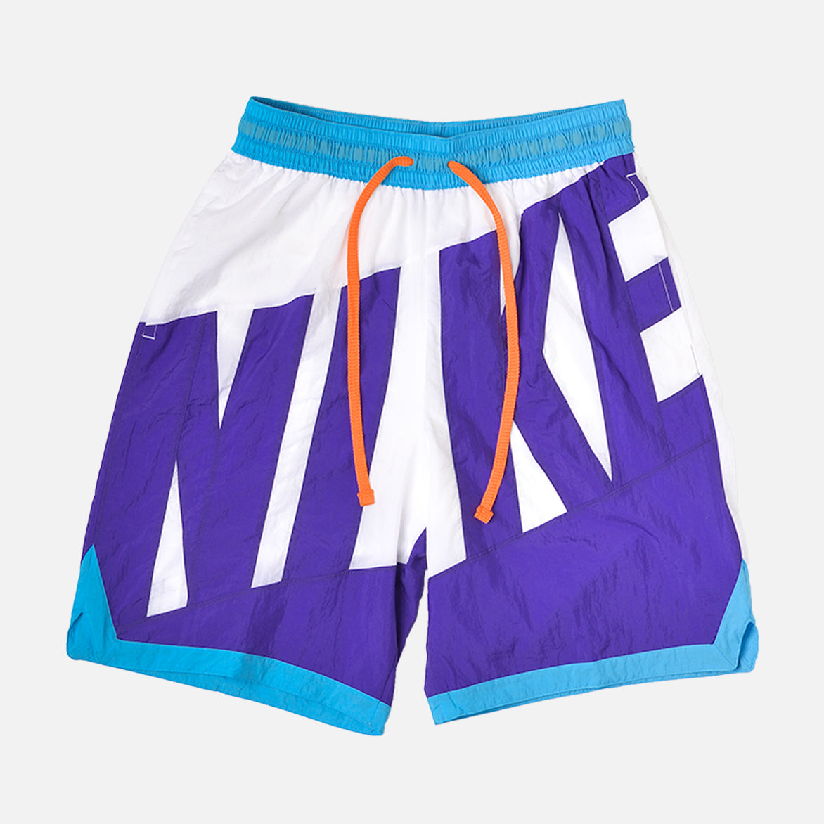 "DRI-FIT THROWBACK BASKETBALL SHORTS ""HORNETS"""